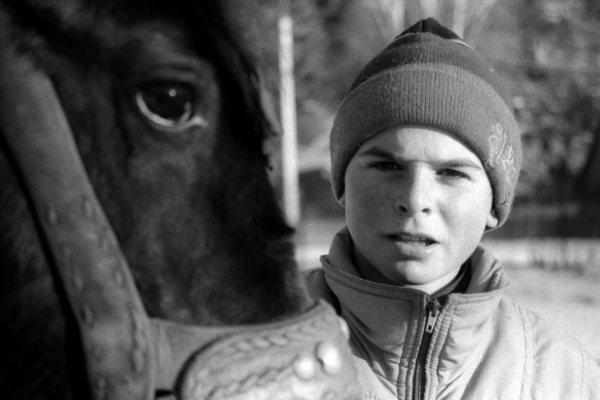 Albert si calul